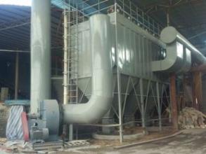 陶瓷厂除尘器-陶瓷厂布袋除尘器