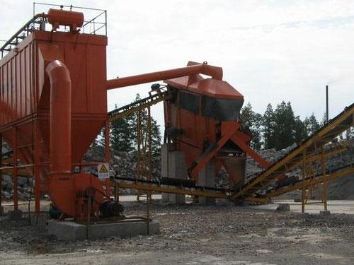 采矿场除尘器制作安装采矿场除尘设备方案改造