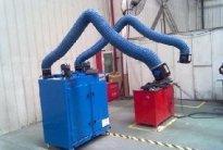焊接车间除尘器制作安装焊接车间除尘设备方案改造