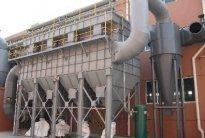 合金厂除尘器制作安装合金厂除尘