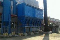 染料厂除尘器制作安装染料厂除尘设备方案改造