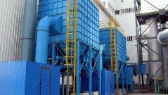 石膏厂除尘器制作安装石膏厂除尘