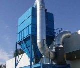 塑料厂除尘器制作安装塑料厂除尘