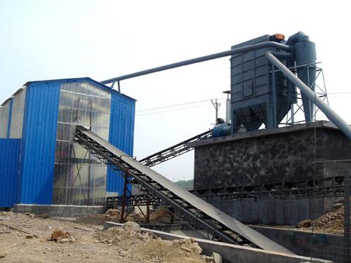 洗煤厂除尘器制作安装洗煤厂除尘设备方案改造
