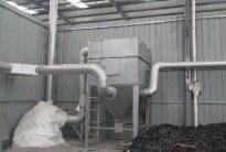 橡胶厂除尘器制作安装橡胶厂除尘