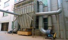 珍珠岩除尘器制作安装珍珠岩除尘设备方案改造