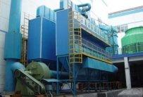 铸造厂除尘器制作安装铸造厂除尘设备方案改造