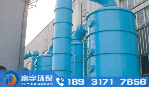 XNT型.XST型湿式脱硫除尘器