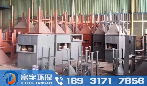 XD-Ⅱ型陶瓷多管旋风除尘器