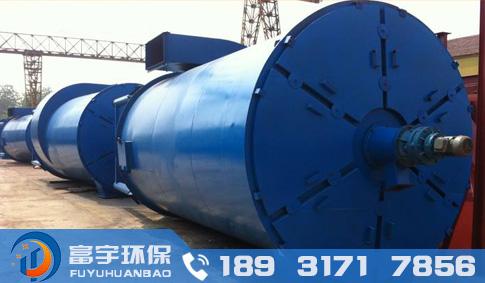 ZC(LPD)型机械回转反吹扁袋除尘器