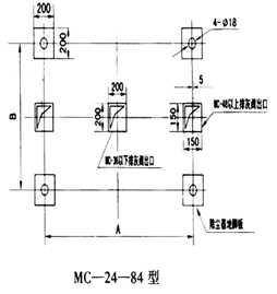 MC-Ⅱ型脉冲袋式除尘器
