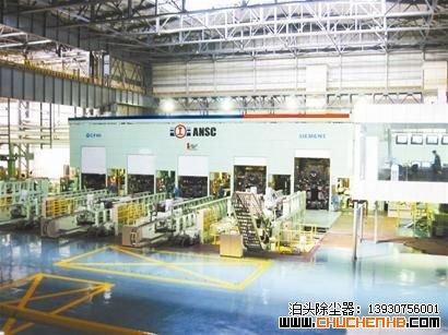 投资建设了机电产业园和中冶新材冷轧硅钢中试基地;依托技术,它大力
