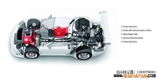 车载吸尘器电路图