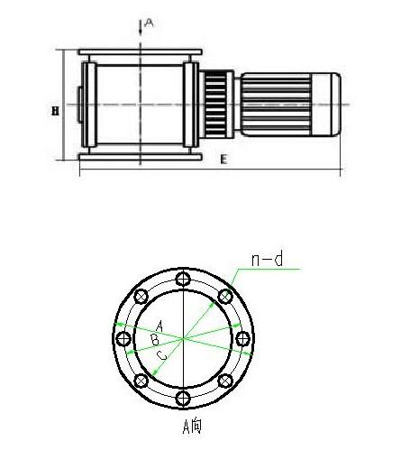 YJD-B卸料器